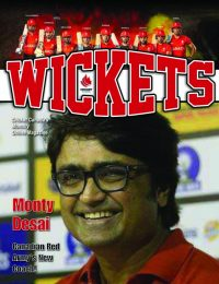 Wickets February Cover