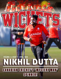 Wickets 209 Cover