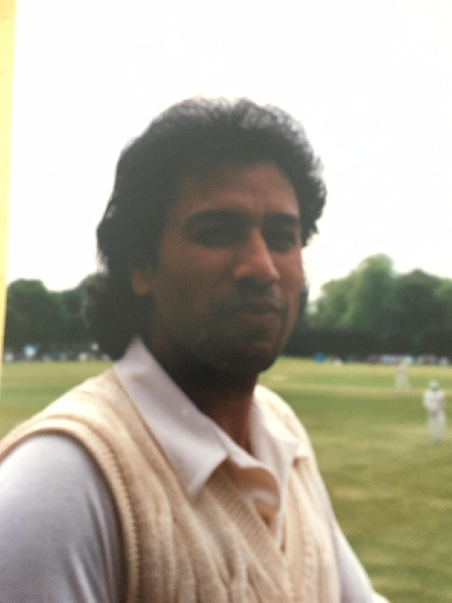 Changing Games, Changing Lives – Coach Farooq Kirmani