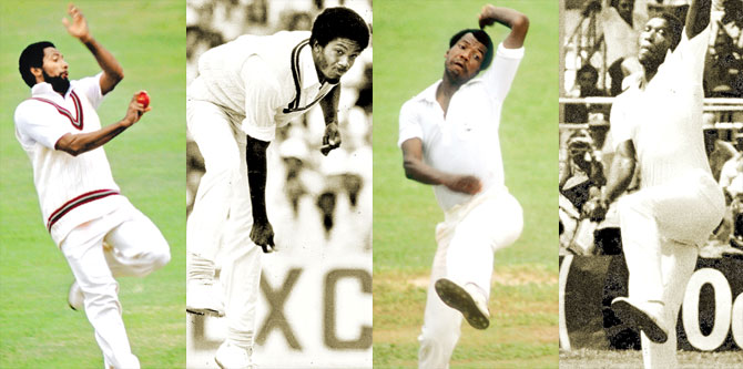 Michael Holding's Greatness Guides